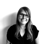 Portrait of HRlab Product Owner Constanze Weber